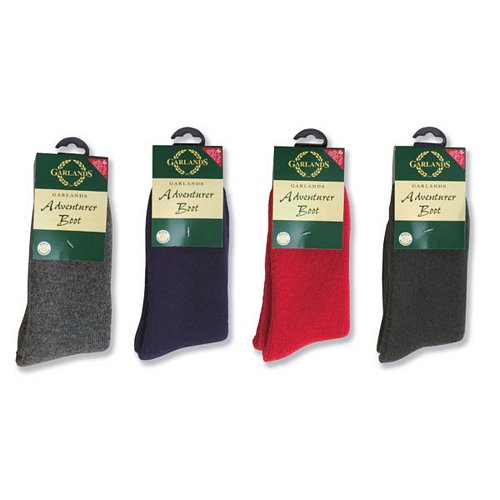 Garlands Adventurer Walking Boot Socks