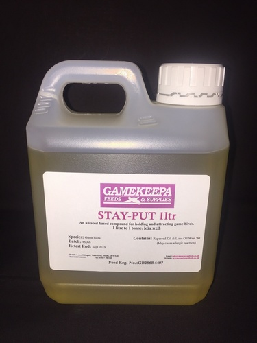 Stayput (Sufficient to treat 1 tonne)