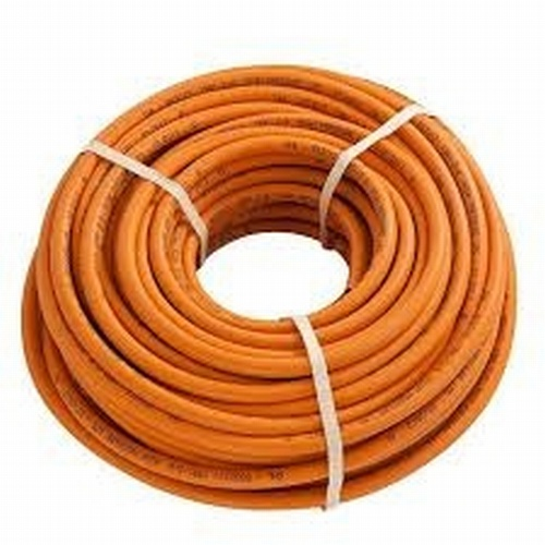 Gasolec Spares:Gas Hose (High Pressure) Orange (per meter)