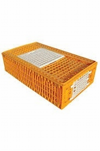 D3 Plastic Two Door Crate Size