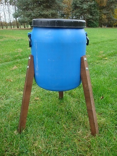 Keepa Recycled Dumpy Barrel + Spiral
