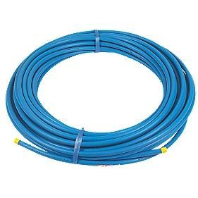20mm Blue Alkathene Pipe (MDPE)50m