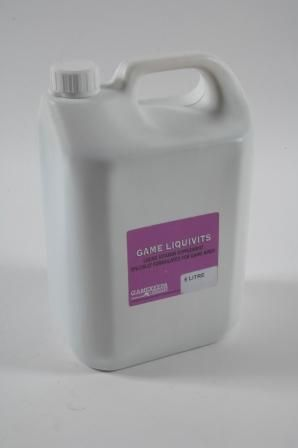 Gamekeepa Game Liquivits 5ltr