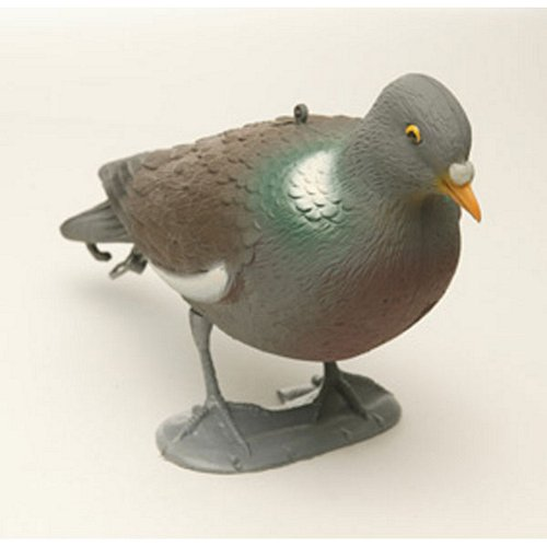 Whole Pigeon Decoy (upright)