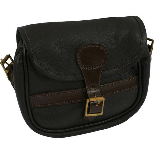 Garlands Leather Cartridge Bag - 75 cap