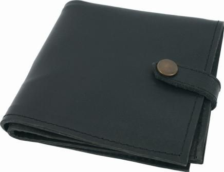 Garlands Single Leather Certificate Holder