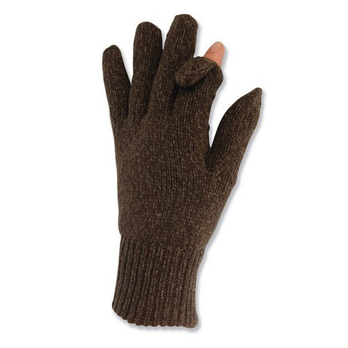 Wool & Thinsulate Gloves - Green